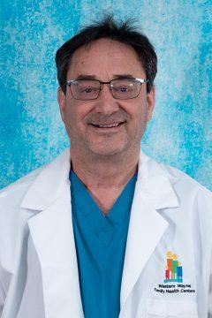 David Leszkowitz DO headshot