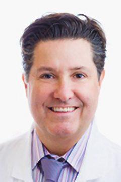 Bruce Rochefort MD headshot